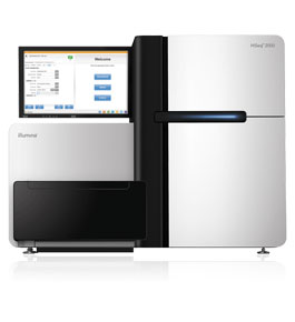 HiSeq 2500 Illumina Sequencing Service